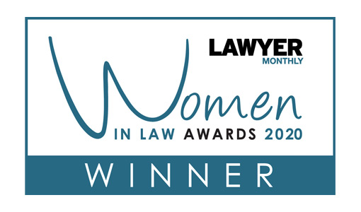 Helen Clifford Law - Blog - Women in Law Awards Winner 2020